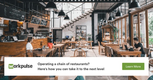 Operating a Chain of Restaurants? Here's How you can take it to the next level!