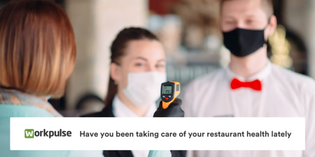Have you been taking care of your restaurant health lately