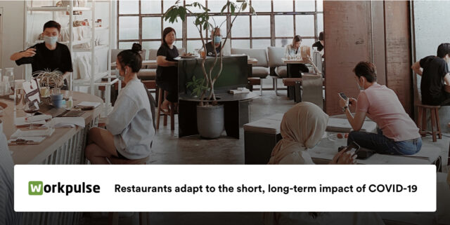 Restaurants adapt to the short, long-term impact of COVID-19